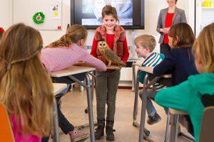 onderwijs voor een gelukkige toekomst