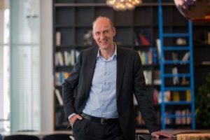 Nick Van Dam magazine Driessen Groep