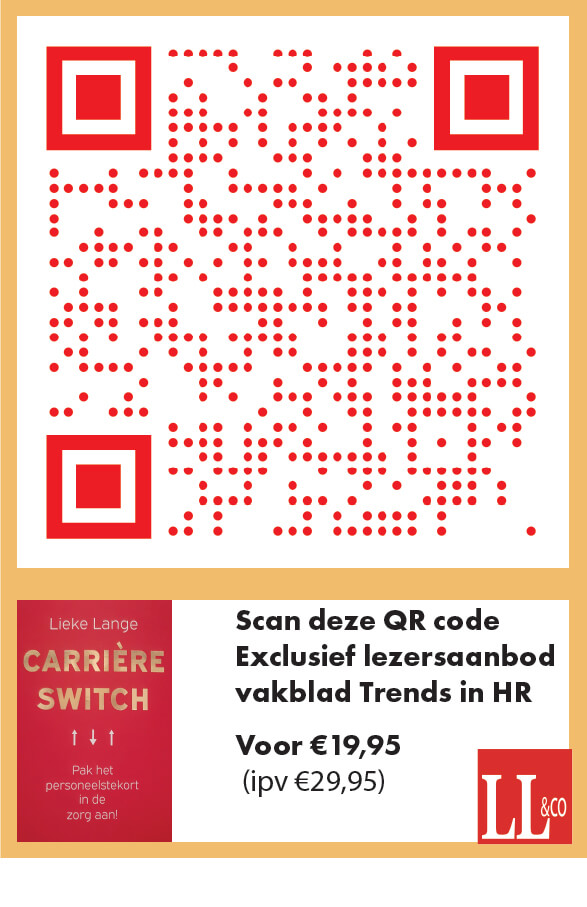 QR Kortingscode LLco Voor Trends In HR